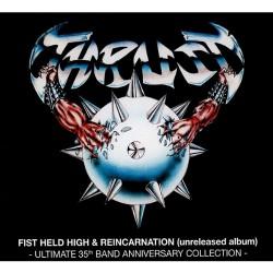 Thrust - Fist Held High & Reincarnation - 2CD SLIPCASE