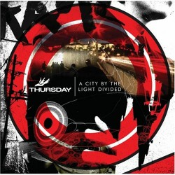 Thursday - A City by the Light Divided - CD