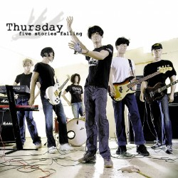 Thursday - Five Stories Falling - CD ENHANCED