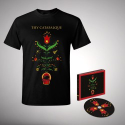 Thy Catafalque - Bundle 1 - CD Mediabook + T-shirt Bundle (Men)