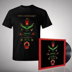 Thy Catafalque - Bundle 3 - LP gatefold + T-shirt bundle (Men)