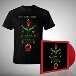 Thy Catafalque - Bundle 5 - LP gatefold coloured + T-shirt bundle (Men)