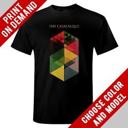 Thy Catafalque - Cubes - Print on demand