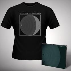 Thy Catafalque - Geometria - CD DIGIPAK + T-shirt bundle (Men)