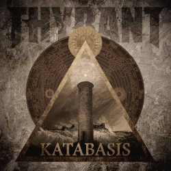 Thyrant - Katabasis - DOUBLE LP Gatefold