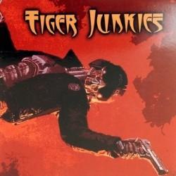 Tiger Junkies - Green Tea Or Die - CASSETTE COLOURED