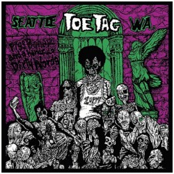 Toe Tag - Toe Tag - LP