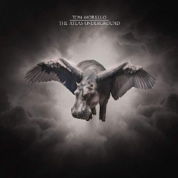 Tom Morello - The Atlas Underground - CD DIGISLEEVE