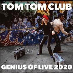 Tom Tom Club - Genius Of Live 2020 - LP