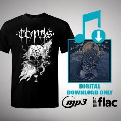 Tombs - Bundle 2 - Digital + T-shirt bundle (Men)