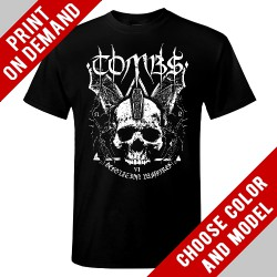 Tombs - Desolation Vampires (Black) - Print on demand