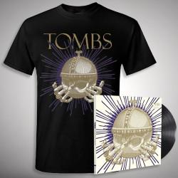 Tombs - Monarchy Of Shadows - LP gatefold + T-shirt bundle (Men)