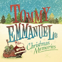 Tommy Emmanuel - Christmas Memories - LP Gatefold