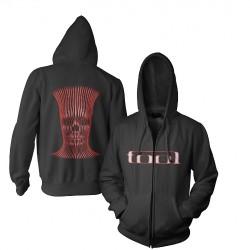 Tool - X-Ray - Hooded Sweat Shirt Zip (Men)