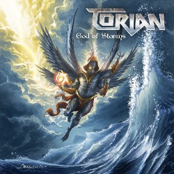 Torian - God Of Storms - LP COLOURED