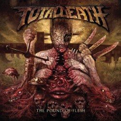 Total Death - The Pound of Flesh - CD