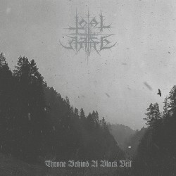 Total Hate - Throne Behind A Black Veil - CD