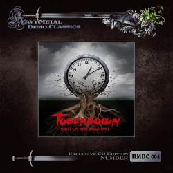 Touchdown - Don't Let Time Stand Still - CD