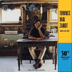 Townes Van Zandt - Townes Van Zandt - 50th Anniversary - LP