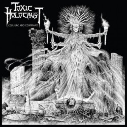 Toxic Holocaust - Conjure And Command - CD + DVD