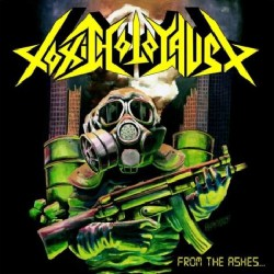 Toxic Holocaust - From The Ashes Of Nuclear Destruction - CD