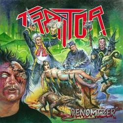 Traitor - Venomizer - CD
