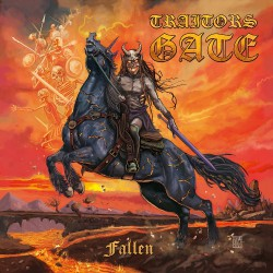 Traitors Gate - Fallen - CD