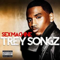 Trey Songz - Sex Machine - CD