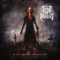 Tribe Of Pazuzu - Heretical Uprising - CD EP