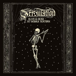 Tribulation - Alive & Dead At Södra Teatern - DOUBLE LP GATEFOLD COLOURED + DVD