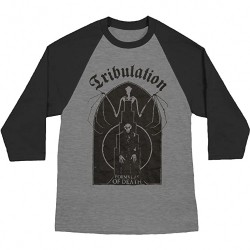 Tribulation - Bat - Baseball Shirt 3/4 Sleeve (Men)