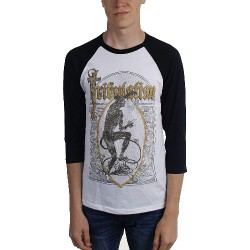 Tribulation - Lord Of Flies - Baseball Shirt 3/4 Sleeve (Men)