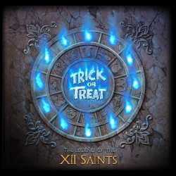 Trick Or Treat - The Legend Of The XII Saints - CD DIGIPAK