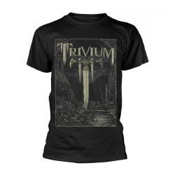 Trivium - Battle - T-shirt (Men)