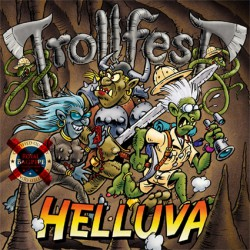 Trollfest - Helluva - CD DIGIPAK
