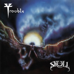 Trouble - The Skull - LP COLOURED