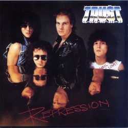 Trust - Repression - LP COLOURED