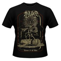 Tsjuder - Throne Of The Goat 1997-2017 - T-shirt (Men)
