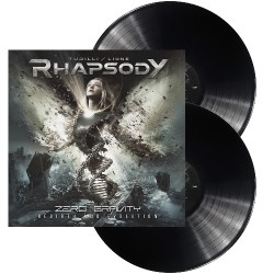 Turilli / Lione Rhapsody - Zero Gravity (Rebirth and Evolution) - DOUBLE LP Gatefold