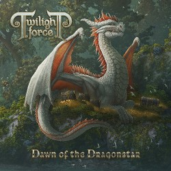 Twilight Force - Dawn Of The Dragonstar - CD