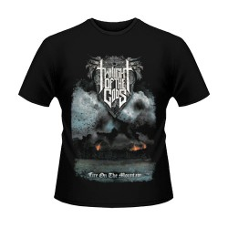 Twilight Of The Gods - Fire on the Mountain European Tour 2013 - T-shirt (Men)