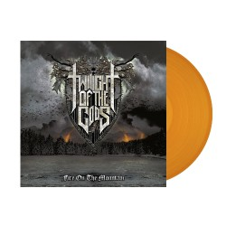 Twilight Of The Gods - Fire on the Mountain - LP COLOURED
