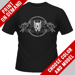 Twilight Of The Gods - Twilight of the Gods Logo TS - Print on demand