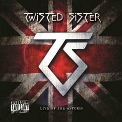 Twisted Sister - Live at the Astoria London - CD + DVD Digipak