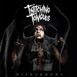 Twitching Tongues - Disharmony - LP Gatefold