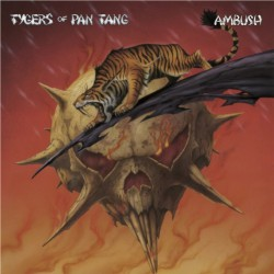 Tygers Of Pan Tang - Ambush - LP COLOURED