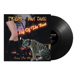 Tygers Of Pan Tang - Leg Of The Boot - DOUBLE LP Gatefold