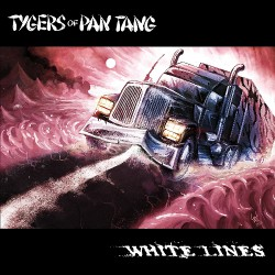 Tygers Of Pan Tang - White Lines - Mini LP