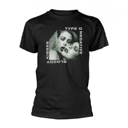 Type O Negative - Bloody Kisses - T-shirt (Men)
