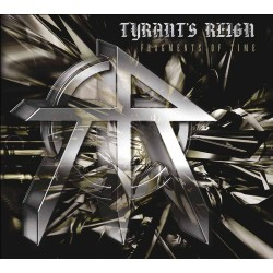 Tyrant's Reign - Fragments Of Time - DOUBLE LP Gatefold